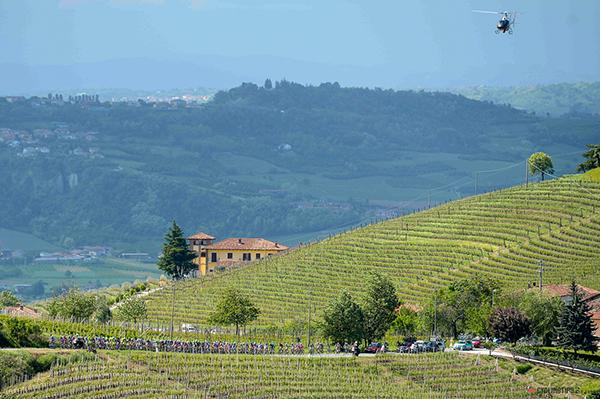 Il Giro 2013 a Busseto
