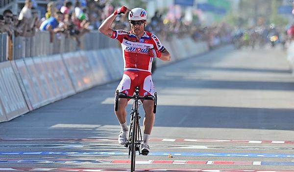 Luca Paolini al Giro d'Italia 2013