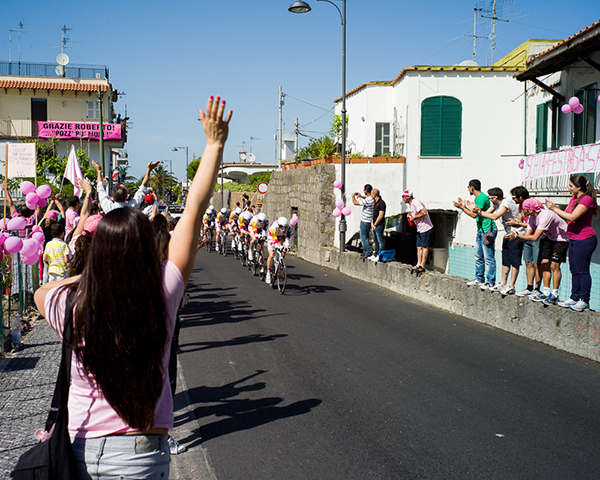 Il Giro 2013 a Ischia