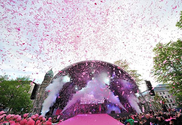 La Grande Partenza del Giro d'Italia 2014