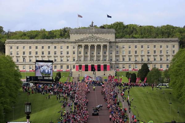 Il Giro 2014 a Belfast