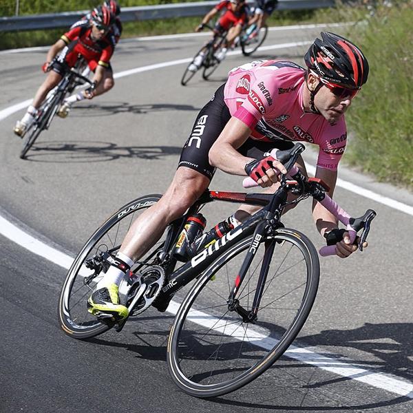 Cadel Evans al Giro d'Italia 2014