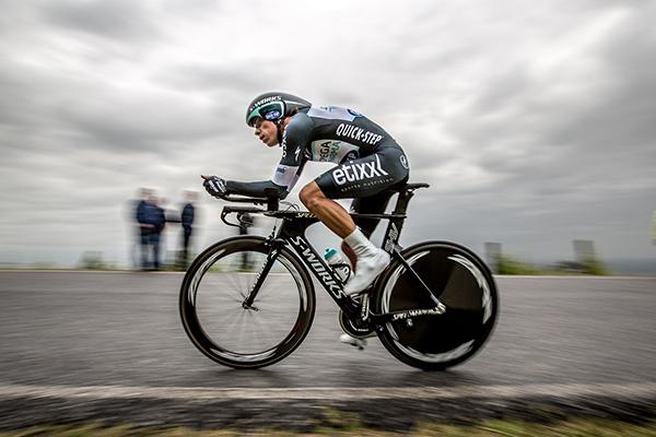 Uran a cronometro al Giro 2014