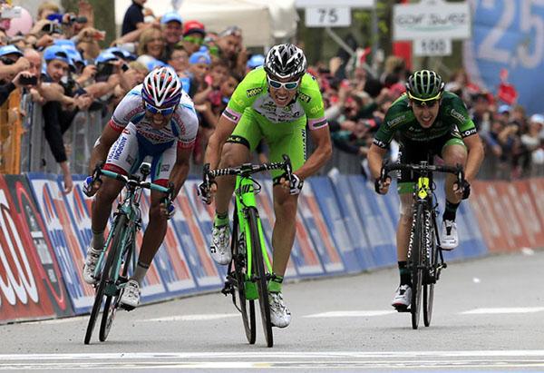 Marco Canola al Giro 2014