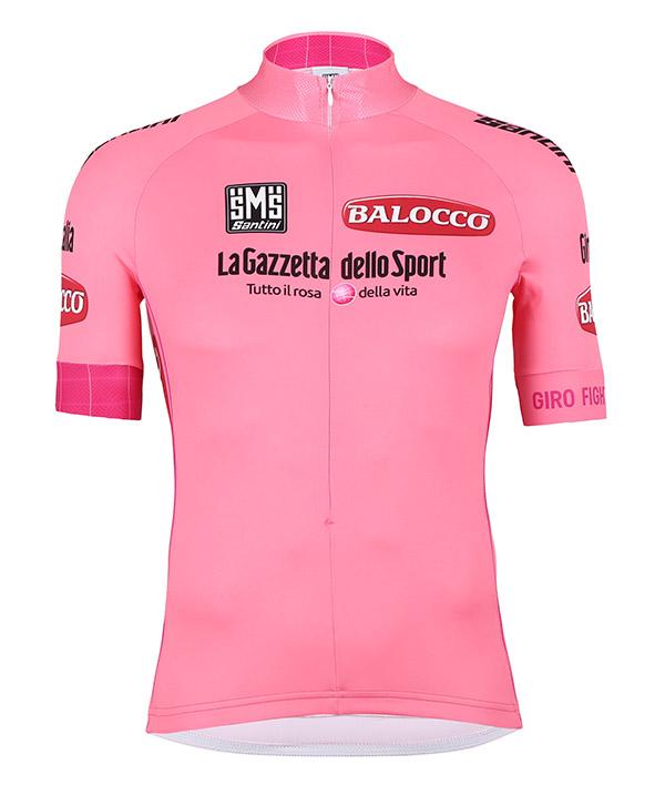 La maglia rosa del Giro 2014