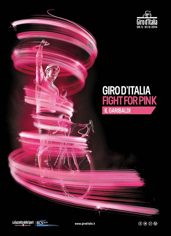 Il Garibaldi al guida la Giro d'Italia 2014