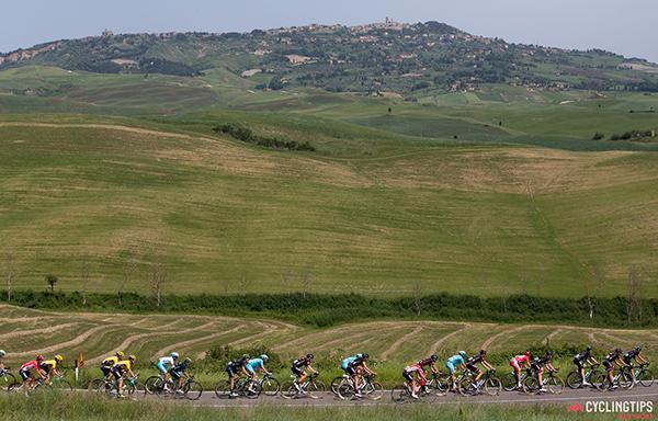 Il Giro d'Italia 2015 in campagnia