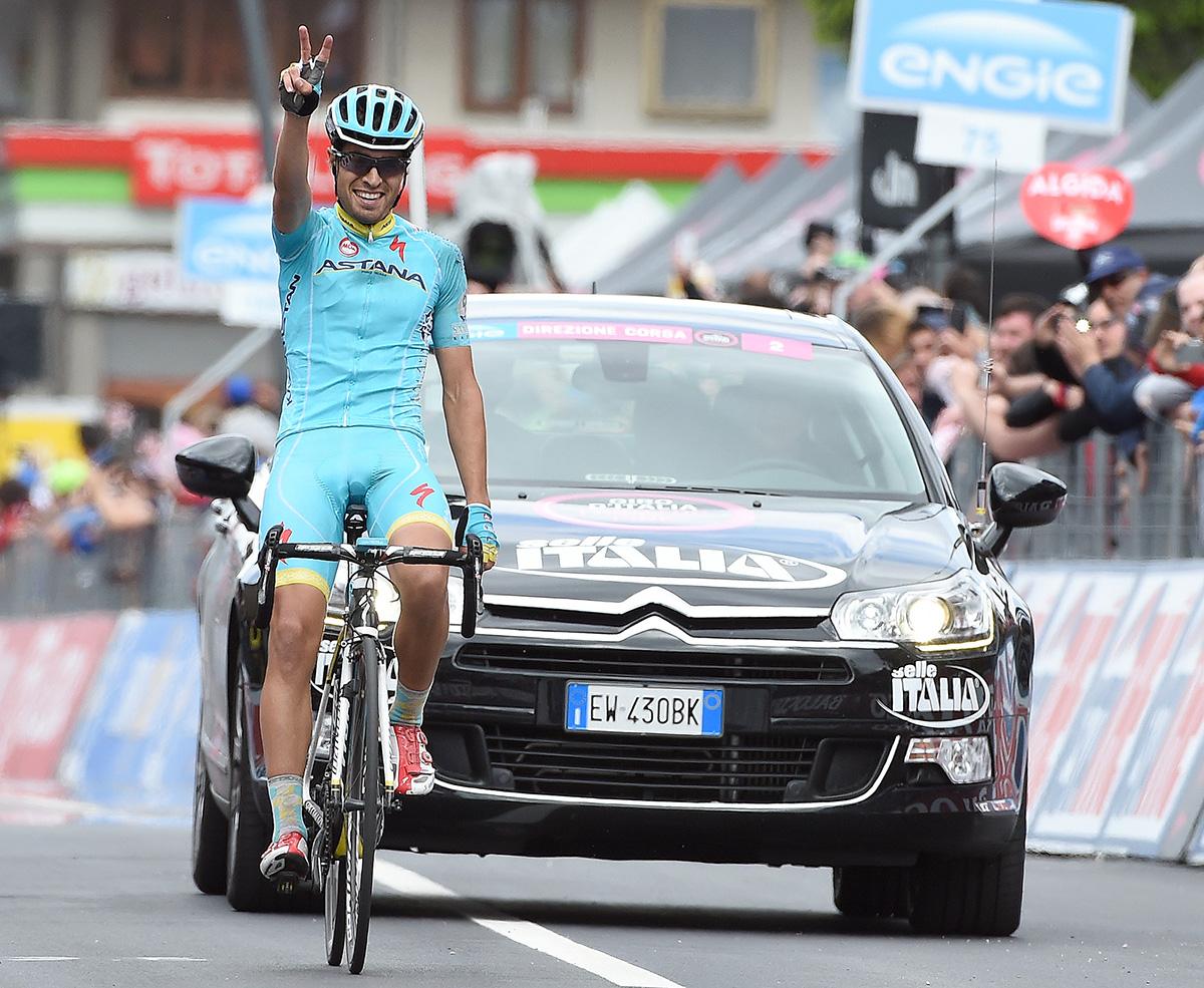 Mikel Landa al Giro d'Italia 2015