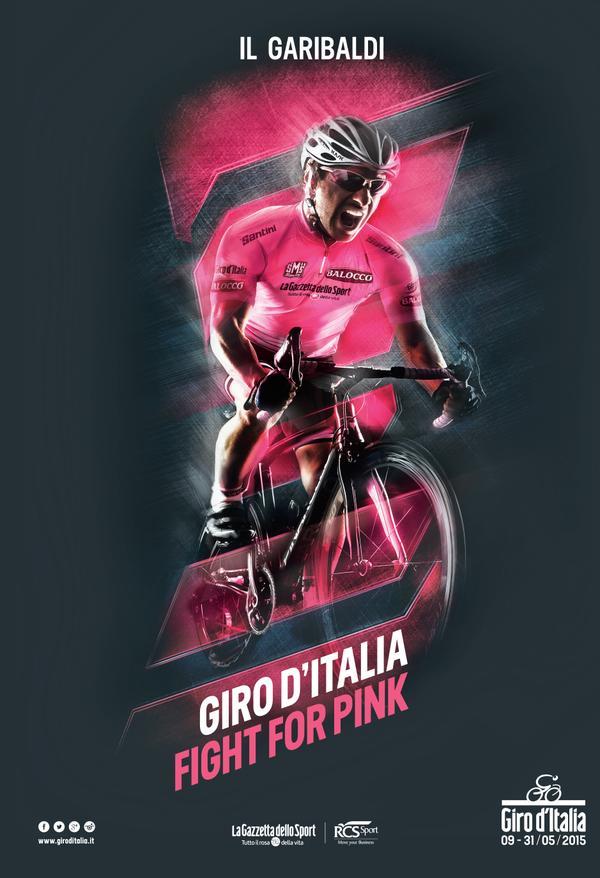 Il Garibaldi, la guida completa al Giro d'Italia 2015
