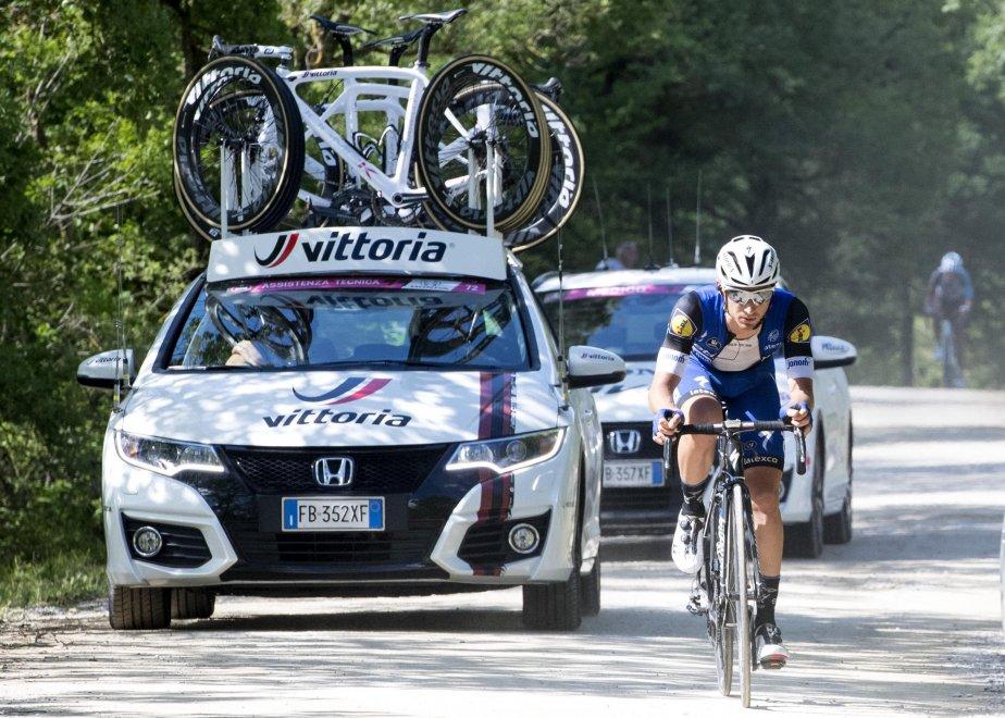 Brambilla al Giro d'Italia 2016