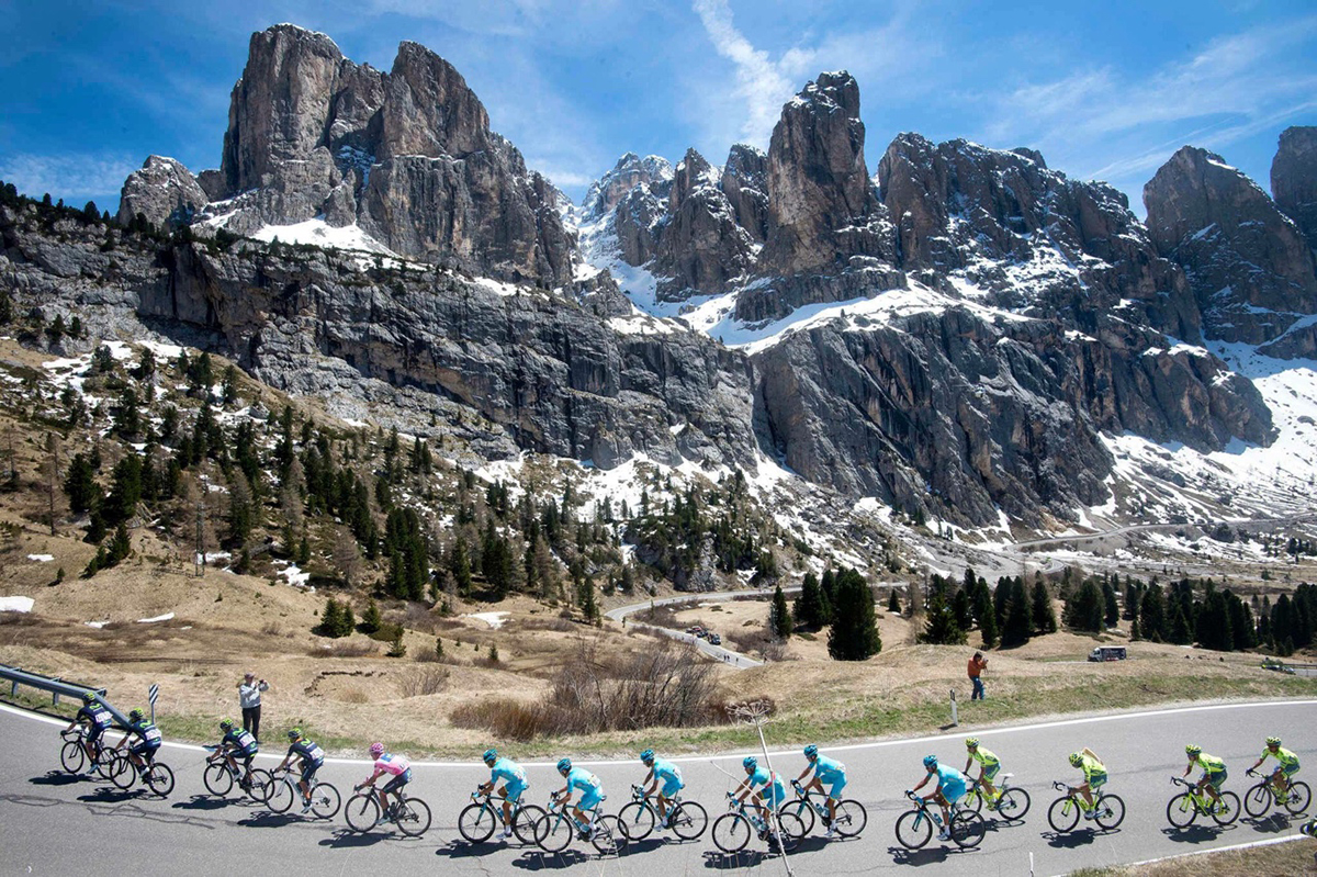 Le Alpi al Giro 2016