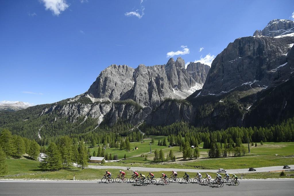 Le Dolomiti al Giro d'Italia 2017