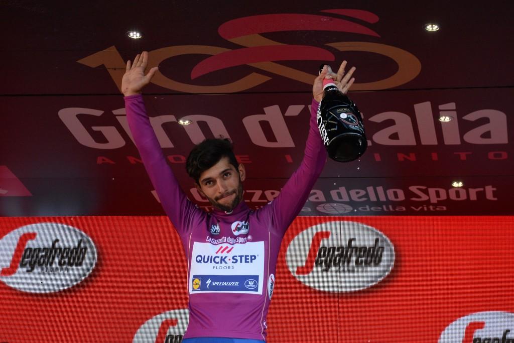 Fernando Gaviria al Giro d'Italia 2017