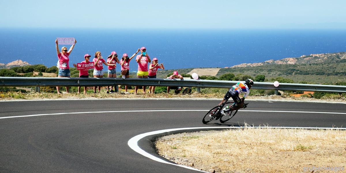 Tifosi al Giro d'Italia 2017