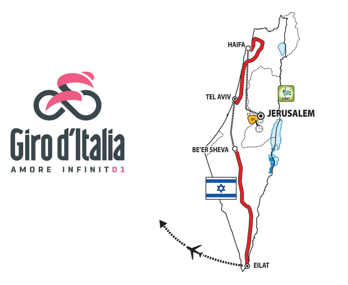 La Grande Partenza del Giro d'Italia 2018