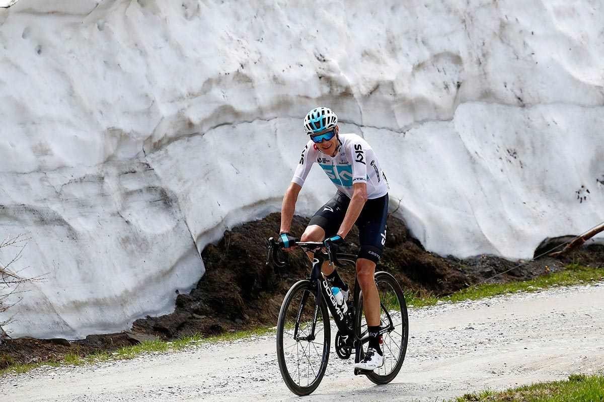 Froome al Giro 2018