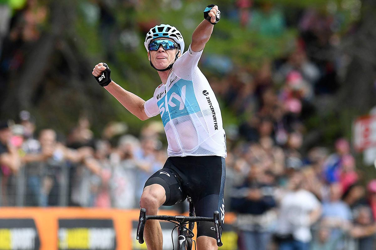 Froome dominatore sulle Alpi al Giro 2018