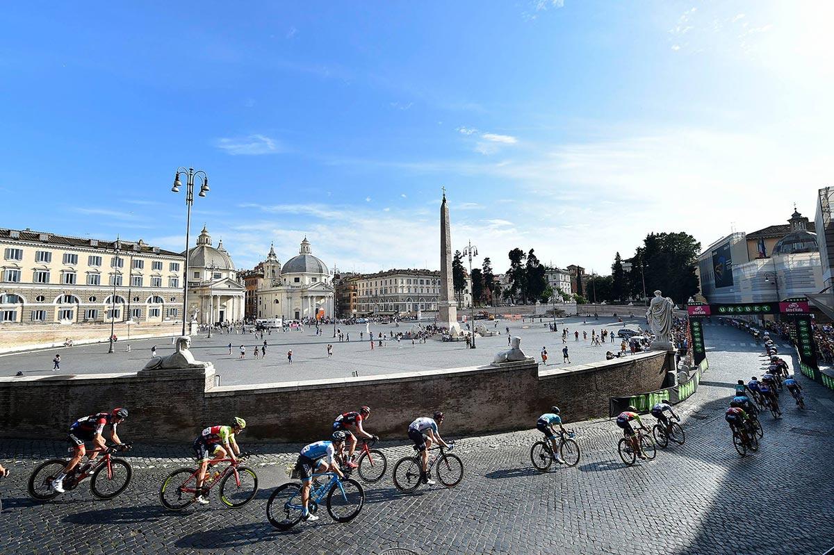 Il Giro 2018 a Roma