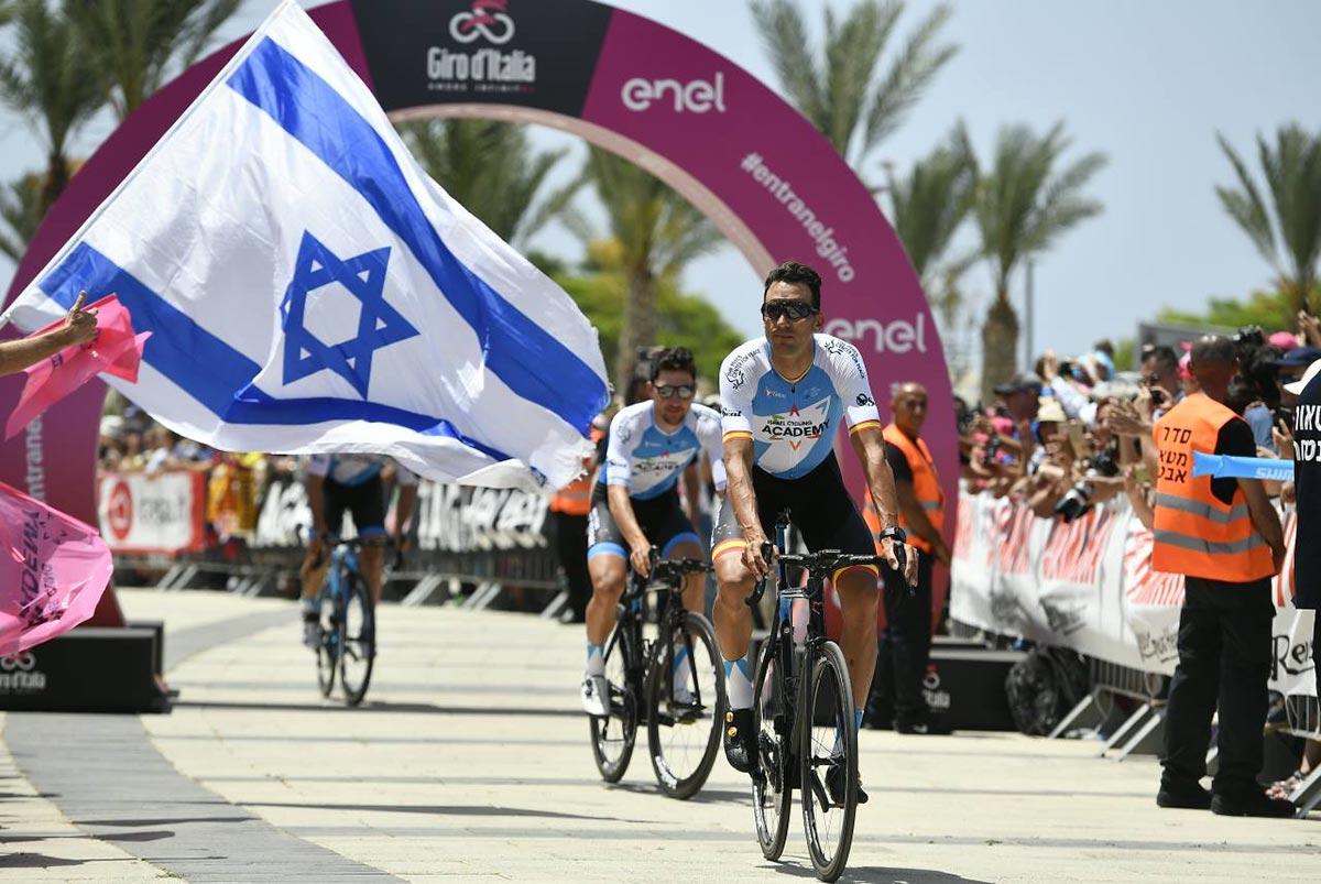 Israel Cycling Academy al Giro d'Italia 2018