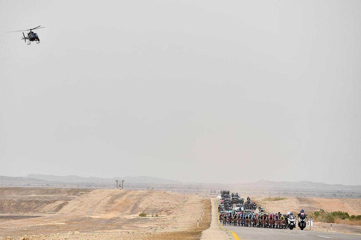 Il Giro 2018 nel deserto del Negev