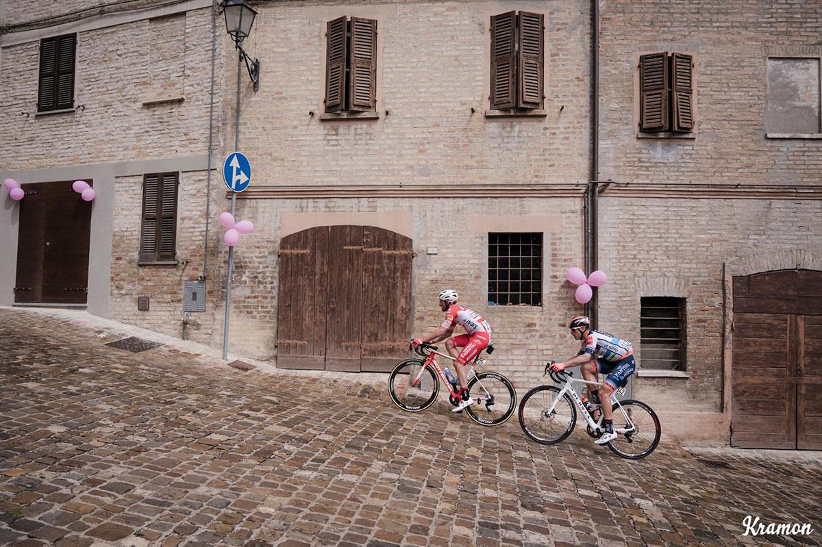 Frapporti e Cima al Giro d'Italia 2019