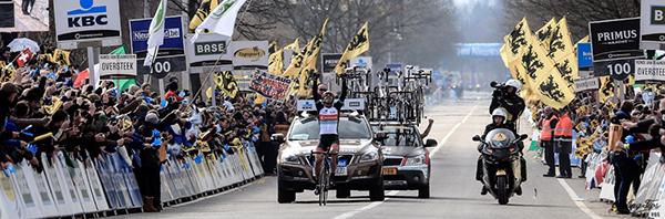 Cancellara vince il Giro delle Fiandre 2013