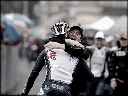 Philippe Gilbert vince il Giro di Lombardia