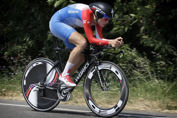 Ellen Van Dijk al Giro Rosa 2013