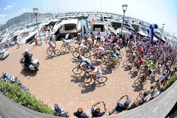 Il Giro Rosa 2013 a Varazze