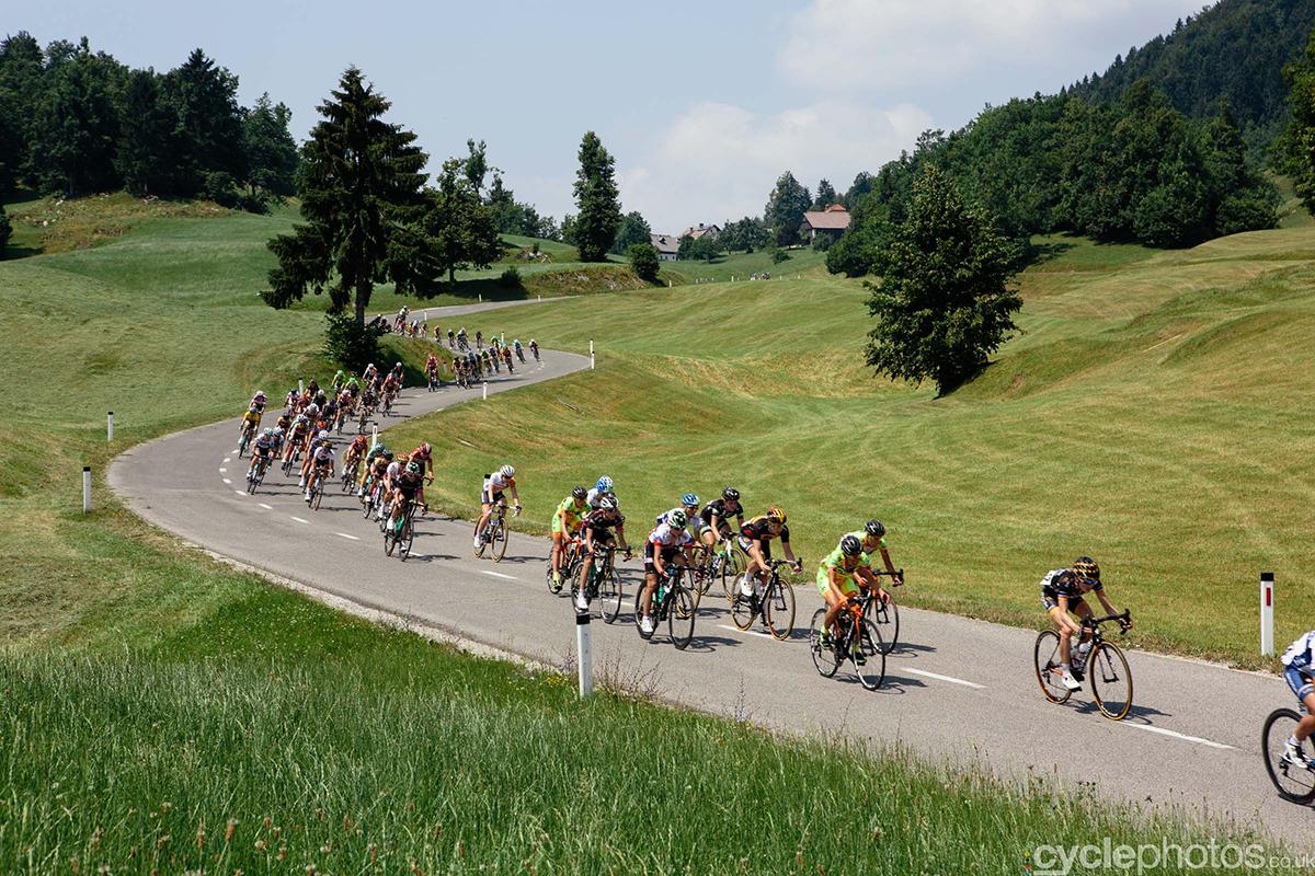 Il Giro Rosa 2015