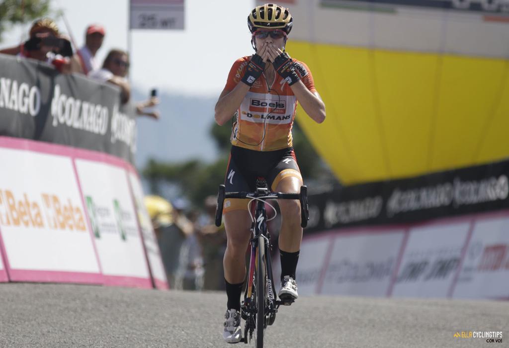 Evelyn Stevens al Giro Rosa 2016