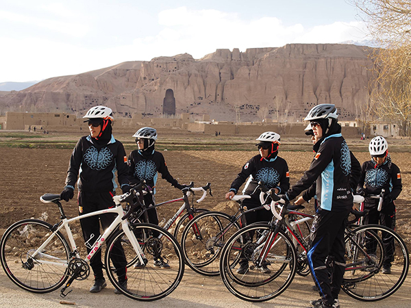 Global Solidarity Ride in Afghanistan