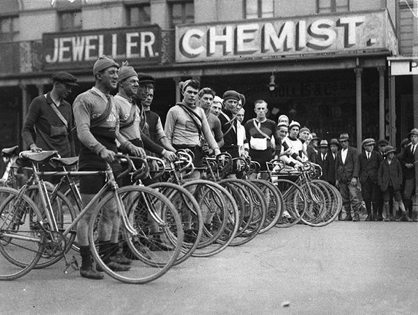 La Goulburn to Sydney negli anni '30