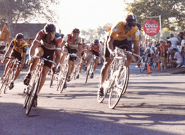Greg Lemond alla Coors International Bicycle Classic