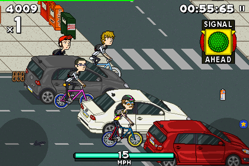 Screenshot di Hipster City Cycle