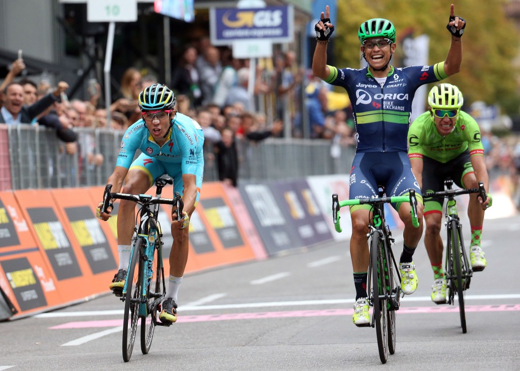 Chaves a Il Lombardia 2016