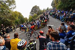 Il muro di Sormano a Il Lombardia 2019