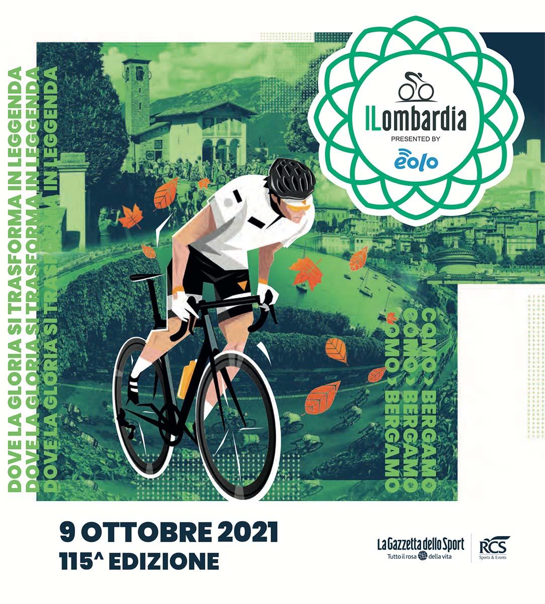 La guida a Il Lombardia 2021