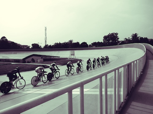 Velodromo in Indonesia