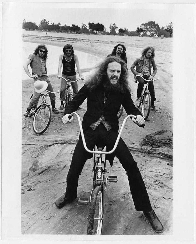 I Jethro Tull in bici