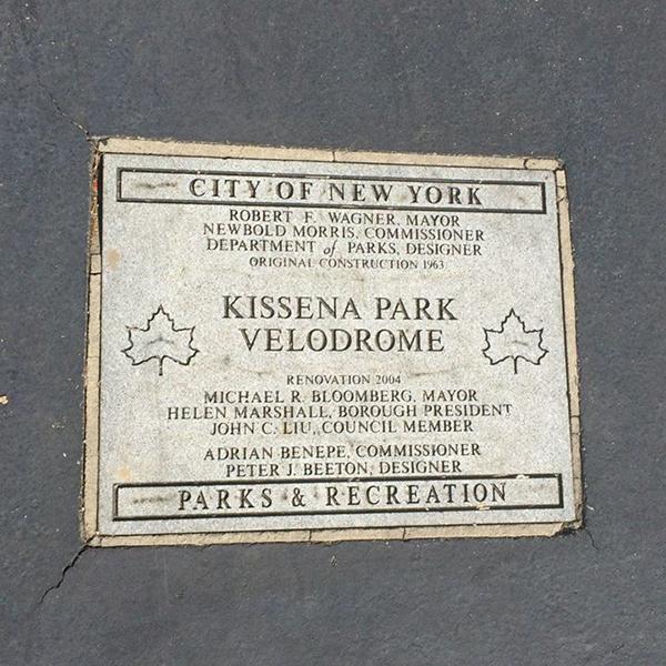 Kissena Park Velodrome