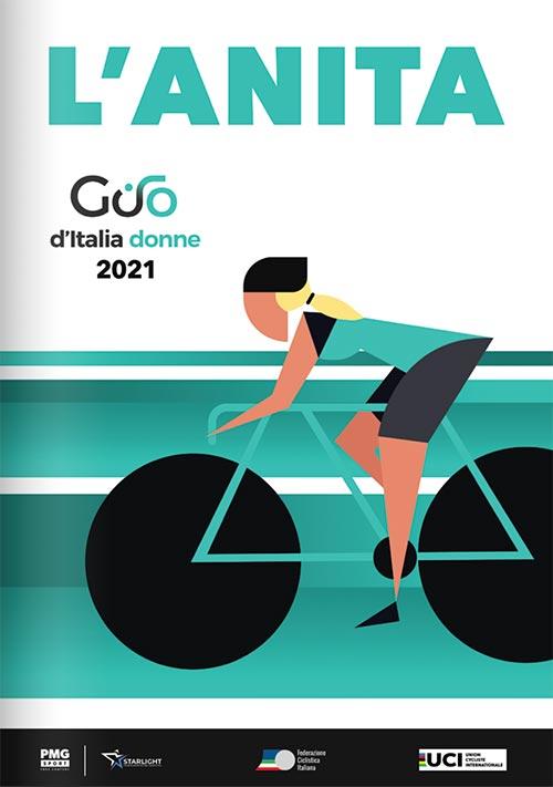 L'Anita del Giro d'Italia donne 2021