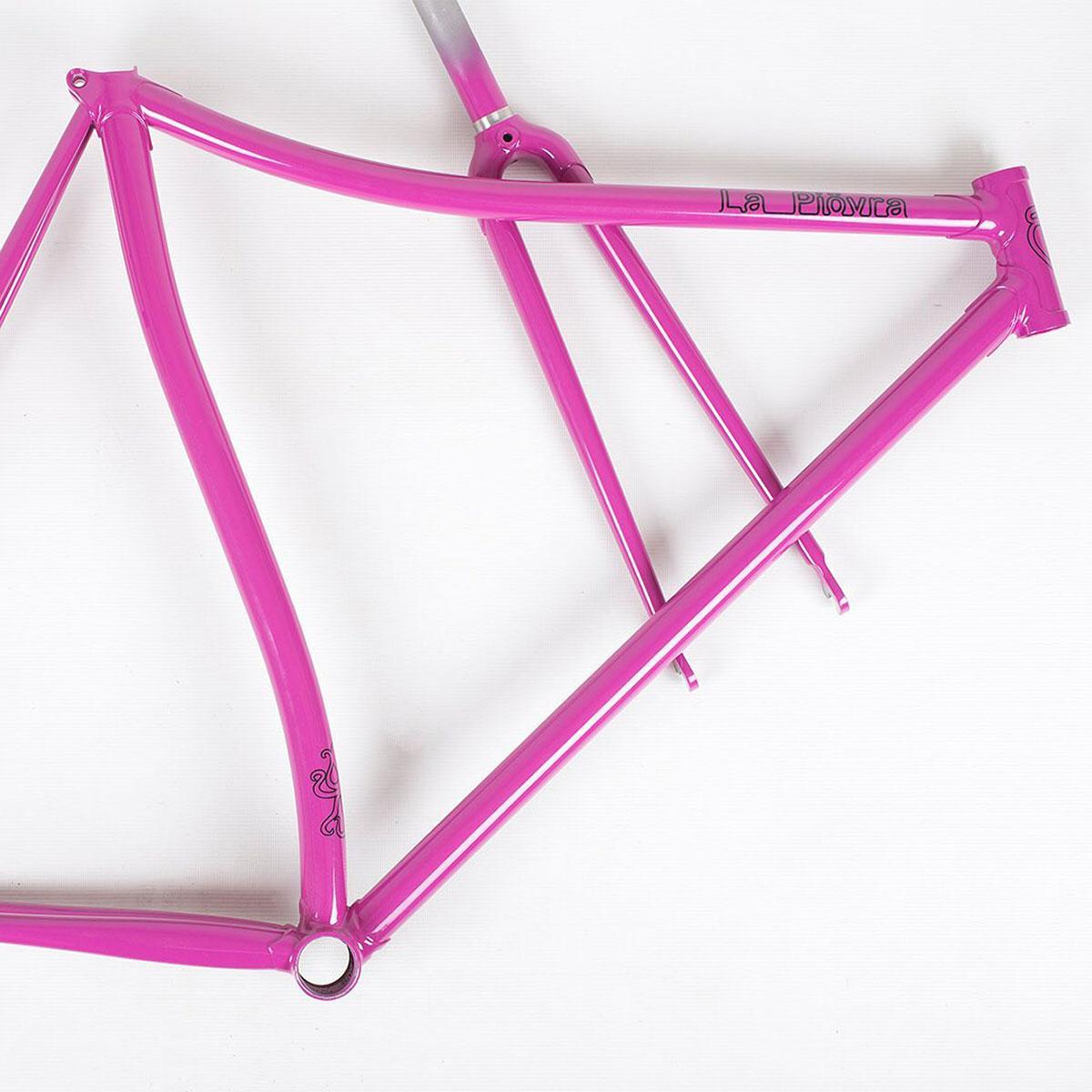 Telaio Brick Lane Bikes La Piovra