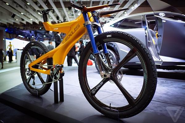 Lexus NXB Neo Xtreme Bike