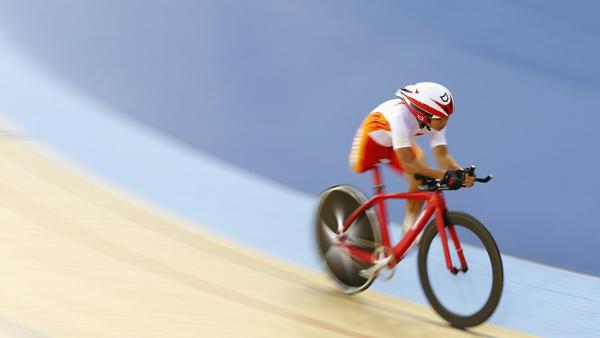 Zeng Sini ai Giochi Paralimpici di Londra 2012