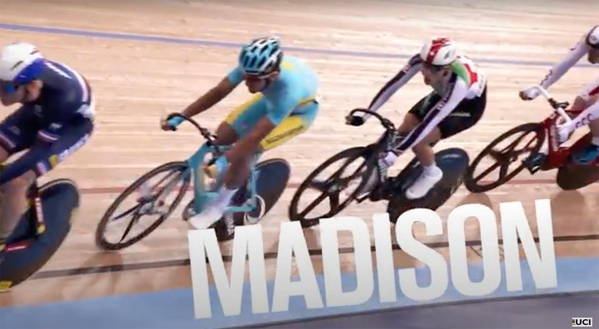 La pista: come funziona la Madison