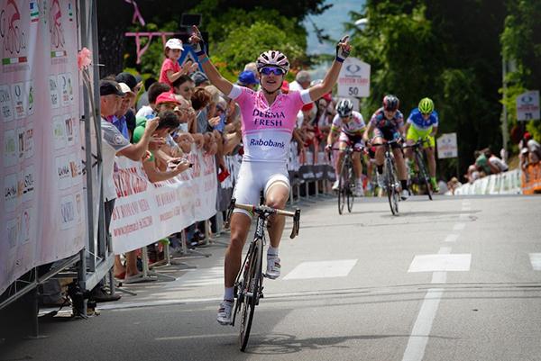 Marianne Vos al Giro Rosa 2013
