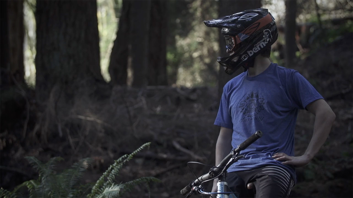 Come girare un video fighissimo di mountain bike