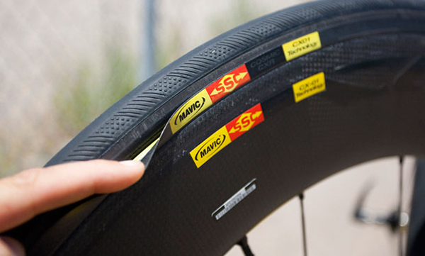 Mavic Cosmic CXR 80 Aero Wheel System