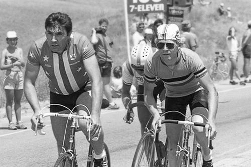 Eddie Merckx alla Coors Classic